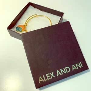 Alex and Ani Adventure Awaits Bracelet